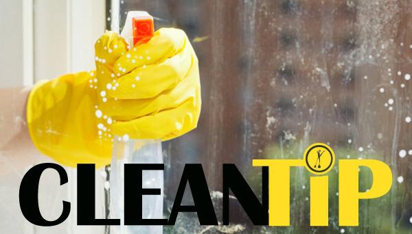 Clean Tip For Sparkling Windows