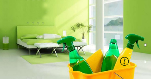 greener cleaning