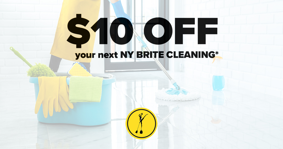 NEW NORMAL CLEANING SPECIAL $10 OFF